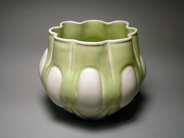 Scalloped Vase, 2012