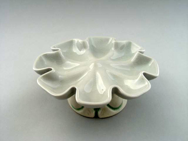 Devil Egg Dish, detail