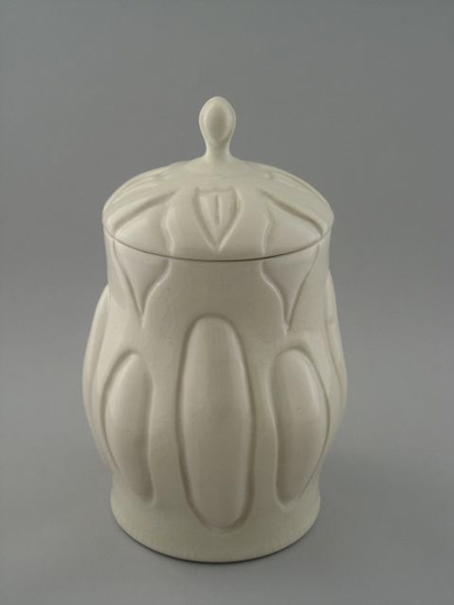 """Canister, 9 ½"""" X 7"""" X 7"""", 2009"""