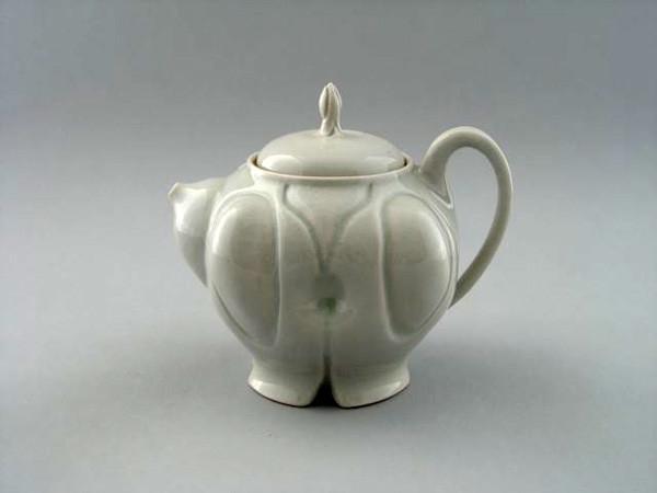 "Teapot, 7"" X 7 ½"" 5"", 2009"